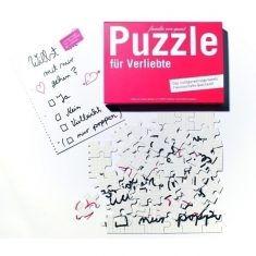 Puzzle - für Verliebte