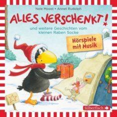 Rabe Socke - Alles verschenkt!, CD