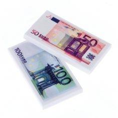 Radiergummi - Geldschein