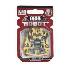 Radiergummi - Iron Robot