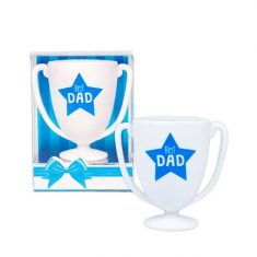 "Radiergummi - Pokal ""Best Dad"""