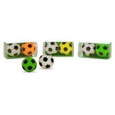 Radiergummis - Fußball, 2er-Set