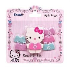 Radiergummis - Hello Kitty Woodland, 7er-Set