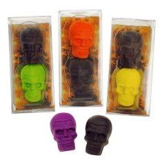 Radiergummis - Skull, 2er-Set