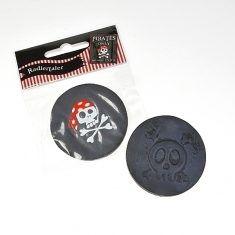 Radiertaler Piraten
