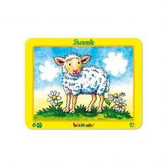 Rahmenpuzzle - Schaf