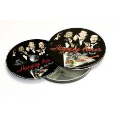 Musik-CD - Happy Hour with the Rat Pack