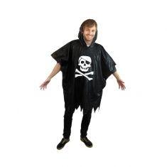 Regencape - Piraten Poncho