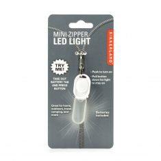 Reissverschluss-Licht - Mini Zipper LED Light
