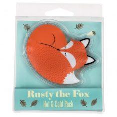 Wärme- & Kältepack - Rusty The Fox