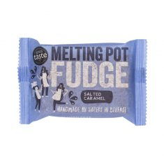 Melting Pot Fudge - Salted Caramel
