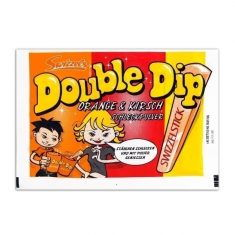 Schleckpulver - Double Dip Orange & Kirsche