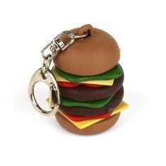 Schlüsselanhänger - Burger