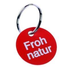 Schlüsselanhänger - Frohnatur