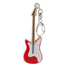 Schlüsselanhänger - Gitarre mit LED