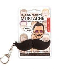 Schlüsselanhänger - Mustache