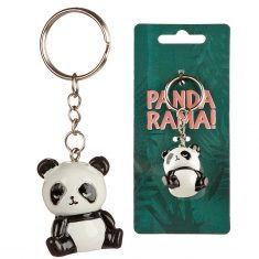Schlüsselanhänger - Pandabär, Pandarama