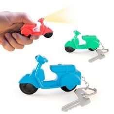 Schlüsselanhänger - Scooter