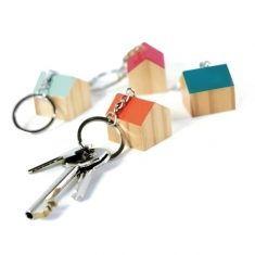 Schlüsselanhänger - Sweet Home