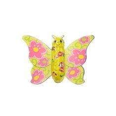 Schmetterling aus Vollmilchschokolade