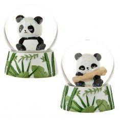 Schneekugel - Pandabär, Pandarama