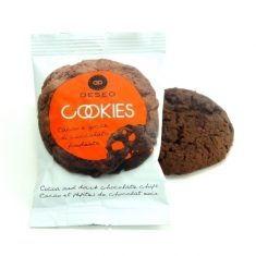 Schoko-Cookie - Cacao e gocce di cioccolato fondente