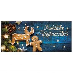 Schoko - Fröhliche Weihnachten