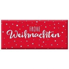 Schoko - Frohe Weihnachten