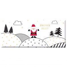 Schoko - Frohes Fest!, Santa