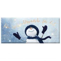 Schoko - Liebe Weihnachtswünsche für Dich!