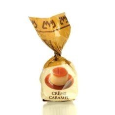 Schokoladenpraline - Crème Caramel