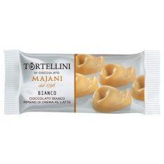 Schokoladenpraline - Tortellini di cioccolato bianco
