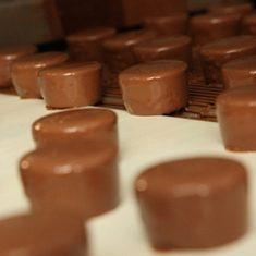 Schokoladenpraline - Vin Brulè