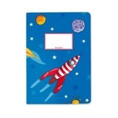 Schreibheft - Raumfahrt, DIN A5