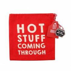 Schürze - Hot Stuff Coming Through