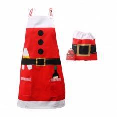 Schürze - Weihnachtsmann