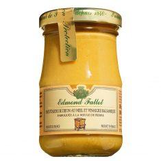 Senf - Moutarde de Dijon au Miel et Vinaigre Balsamique