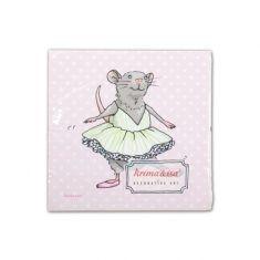 Servietten - Ballettratte