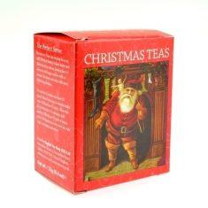 Smokey Red Chai - weihnachtlicher Schwarzer Tee, BIO, 8er-Box