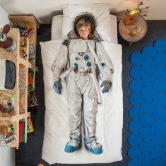 Snurk Bettwäsche - Astronaut