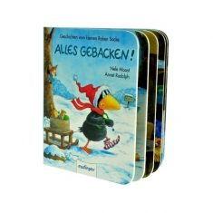 Sockes Mini-Weihnachtspappbuch - Alles gebacken!