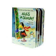 Sockes Mini-Weihnachtspappbuch - Alles im Schuh!