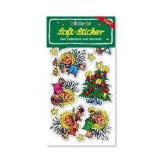 Soft-Sticker - Weihnachtsengel