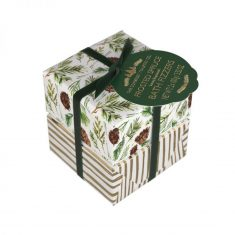 Frosted Spruce Bath Fizzers - Badebomben