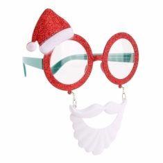 Spaßbrille - Santa