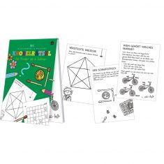 Spieleblöckchen - Knobelrätsel für Kinder