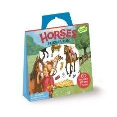 Sticker-Spielset - Pferde