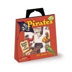 Sticker-Spielset - Piraten