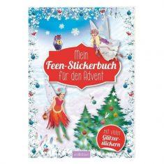 Mein Feen-Stickerbuch für den Advent