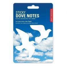 Sticky Notes - Dove